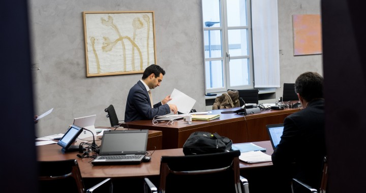 Bellinzona: riunione commissione della gestione
